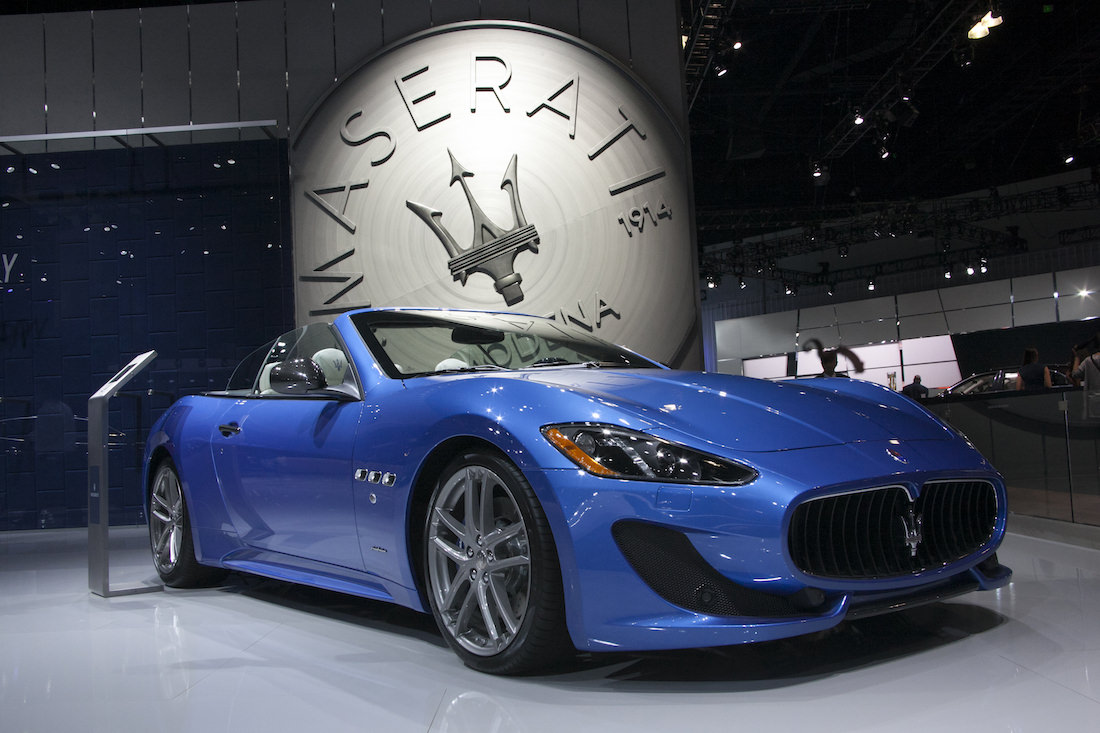 Maserati At The Los Angeles Auto Show Modenacars EN