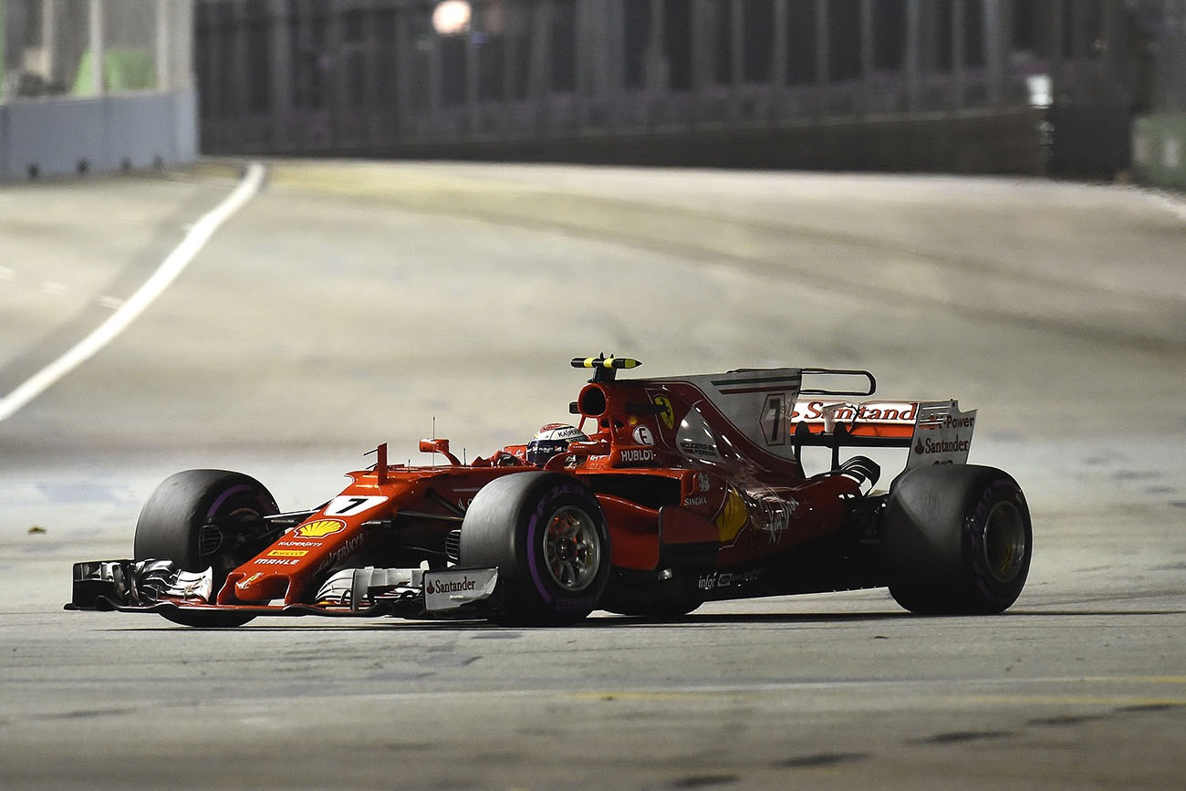 Singapore Grand Prix - An all too short race