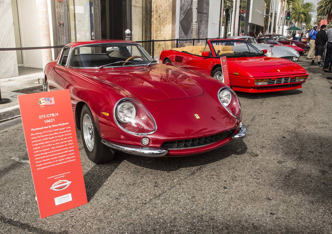 ferrari fait le show beverly hills. Cars Review. Best American Auto & Cars Review