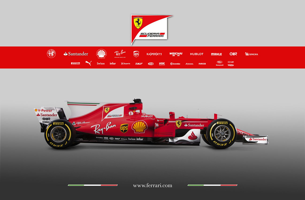 ferrari d voile sa nouvelle formule 1 modenacars fr. Black Bedroom Furniture Sets. Home Design Ideas