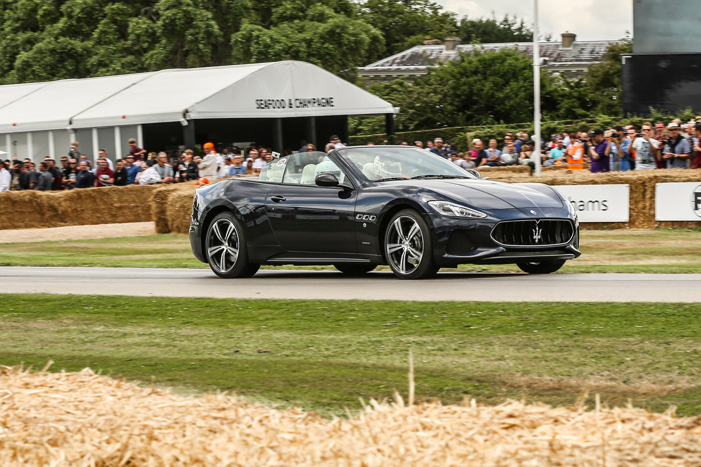 Maserati GranCabrio Sport MY18 Goodwood Festival Of Speed 2017