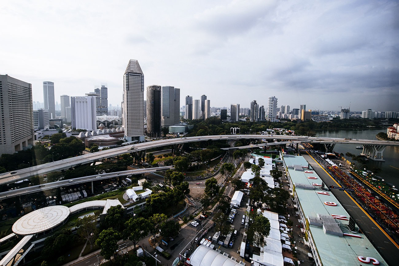 Singapore Grand Prix An All Too Short Race Modenacars En