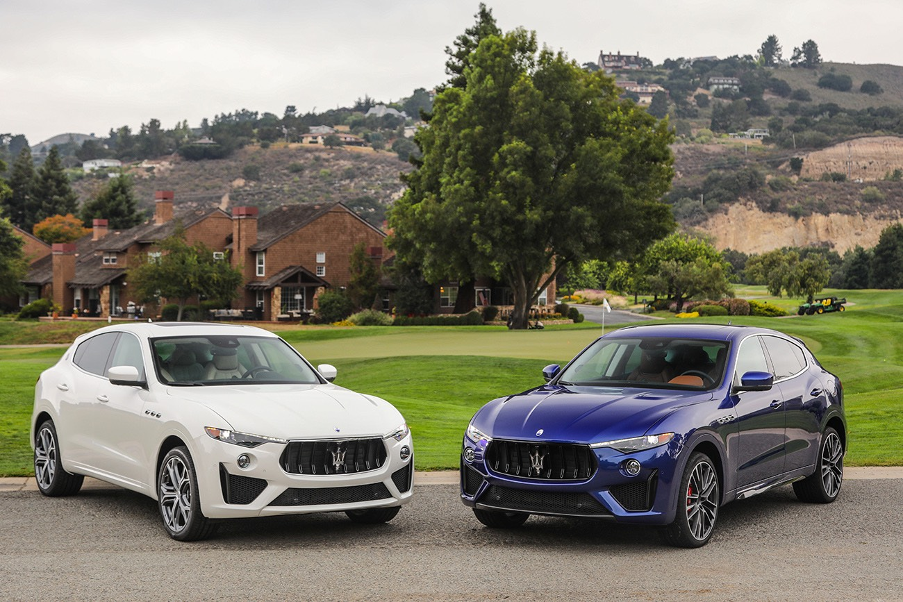 maserati stars at the 2018 monterey car week with the new v8-powered