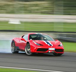 Cavalieri and Modena Cars — Magny-Cours