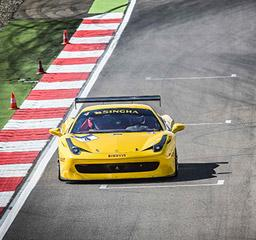 Modena Cars Racing Cavalieri - Circuit Magny Cours