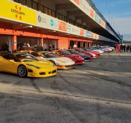 Modena Cars Racing Cavalieri - Barcelona racetrack